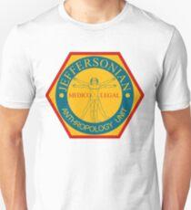 Jeffersonian Unisex T-Shirt