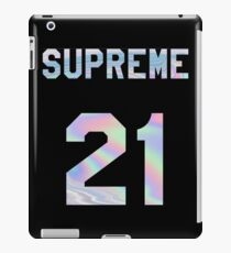 supreme 21 - Michellexc - 1 iPad Case/Skin