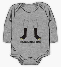 Flight Of The Conchords - Business Time One Piece - Long Sleeve