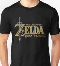 The Legend of Zelda: Breath of the Wild Logo T-Shirt
