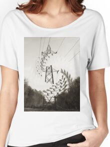 The Lonely Pylons Friend Women's Relaxed Fit T-Shirt