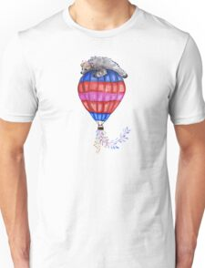 The Bear and the Balloon T-Shirt
