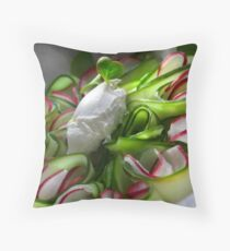Bavarian Carpaccio Pillow IV Throw Pillow