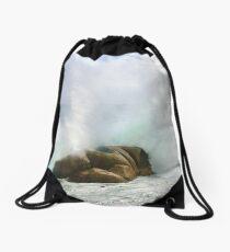 Untamed Forces II Drawstring Bag
