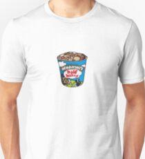 ben and jerrys half baked ice cream Unisex T-Shirt