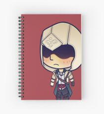 Connor Kenway Spiral Notebook