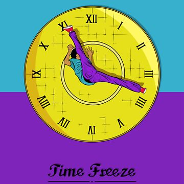 Time Freeze by PokerTShirts