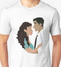 How Do You Say Hold Me? Unisex T-Shirt