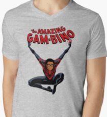 The Amazing Childish Gambino  Men's V-Neck T-Shirt