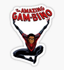 The Amazing Childish Gambino  Sticker