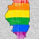 Illinois Pride by queeradise