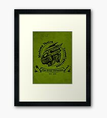 The Great Detective Framed Print