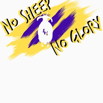 No Sheep, No Glory by Chanalli