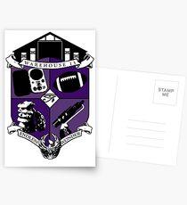 Endless Wonder - Purple Postcards