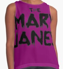 Spider-Gwen: The Mary Janes Contrast Tank