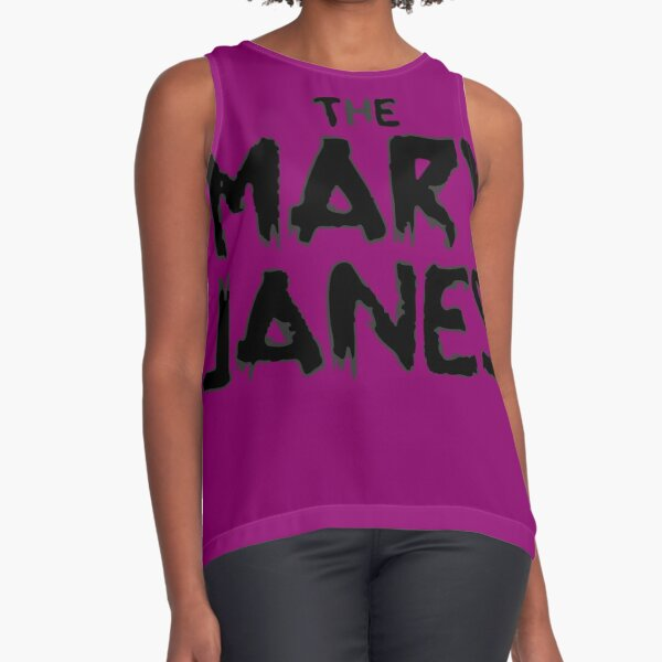 Spider-Gwen: The Mary Janes Sleeveless Top