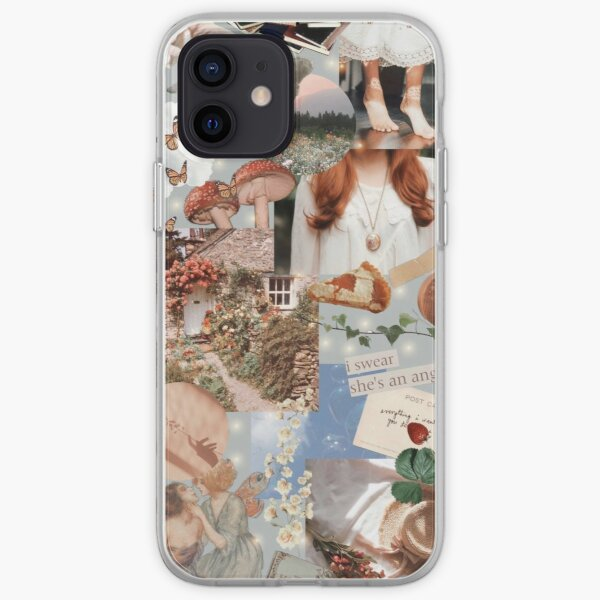 Cottagecore Fairy Phone Case iPhone Soft Case