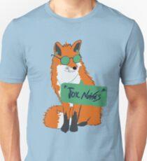 Fox Noises Unisex T-Shirt