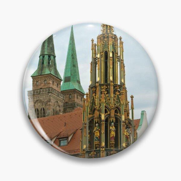Nuremberg  Pin