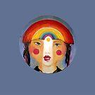 Rainbow Girl by Sam Van