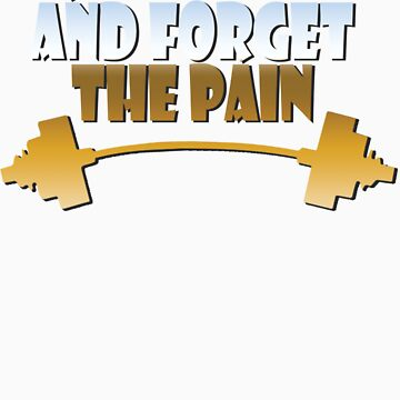 train insane and forget the pain mix by joba1366