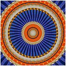 Tubac Bell - Kaleidoscope by Judi FitzPatrick