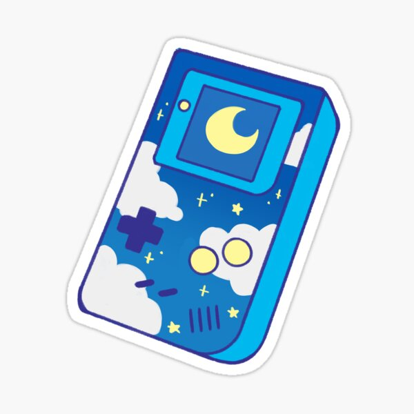 Sleepy Boy Sticker