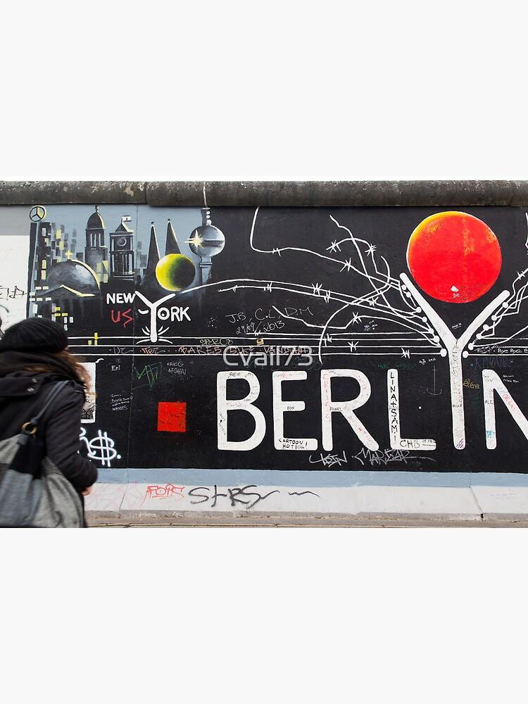 Berlin Wall by Cvail73
