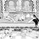 Sleeping Beauty by Ivy Izzard