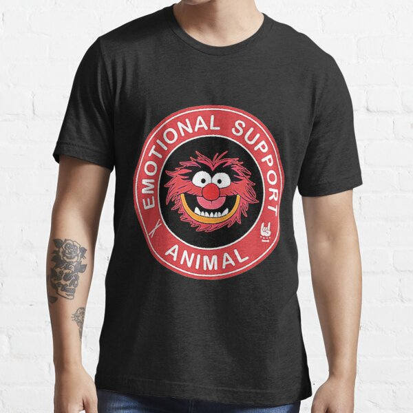 Muppets Emotional Support Animal T-Shirt Essential T-Shirt