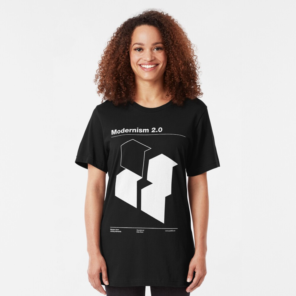 Modernism 2.0 Slim Fit T-Shirt