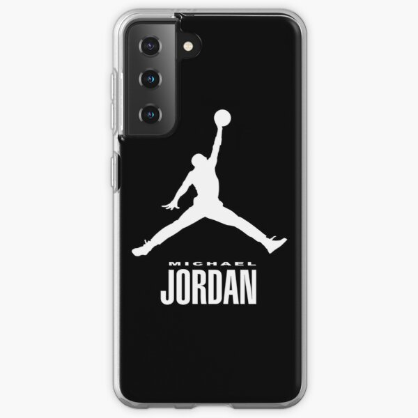 Michael Jordan Funda blanda para Samsung Galaxy