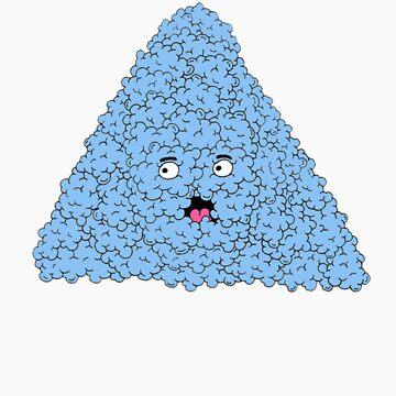 bubble pyramid by rustypop