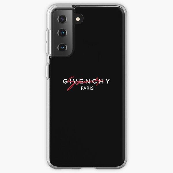 Edición Paris Siganture Funda blanda para Samsung Galaxy
