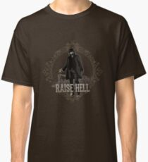 Raise Hell on Union Pacific Classic T-Shirt
