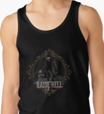 Raise Hell on Union Pacific Tank Top