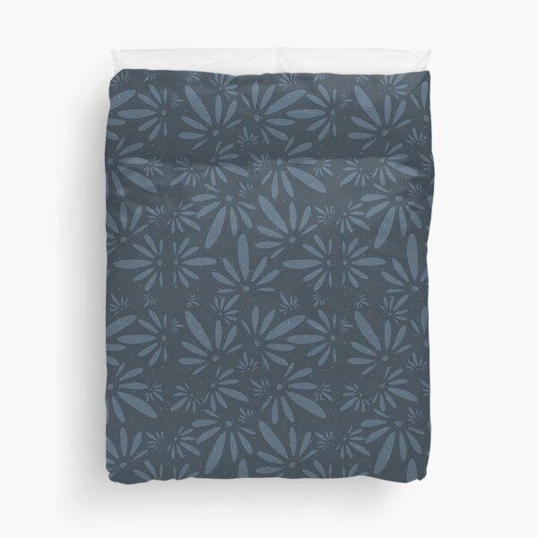 Half Flower Duvet Cover