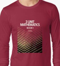 HSC Jones & Couchman 3 Unit Maths Long Sleeve T-Shirt