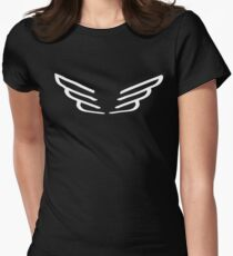 Mumford & Sons Wings Women's Fitted T-Shirt