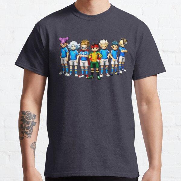 inazuma eleven team Camiseta clásica