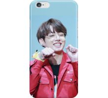 SHY SHY SHY KOOKIE iPhone Case/Skin