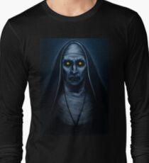 Valak Painting Long Sleeve T-Shirt