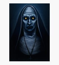 Valak Painting Photographic Print