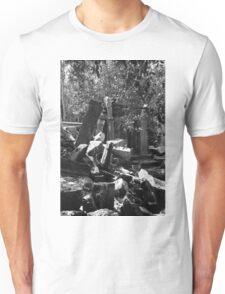 Fallen Building 2, Siem Reap, Cambodia Unisex T-Shirt