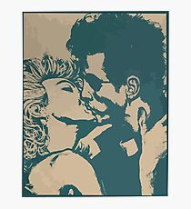 Jesse and Tulip from Preacher Photographic Print