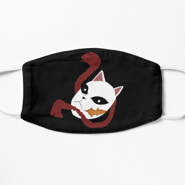 Sabito's Mask Demon slayer  Flat Mask