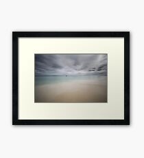 Cottelsoe Beach, WA Framed Print