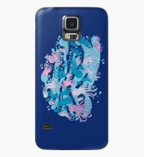 octopus party Case/Skin for Samsung Galaxy