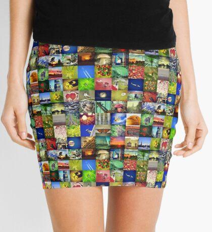 BlackHalt`s Instagram Photos Mini Skirt