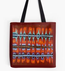 ah the fabric of life Tote Bag